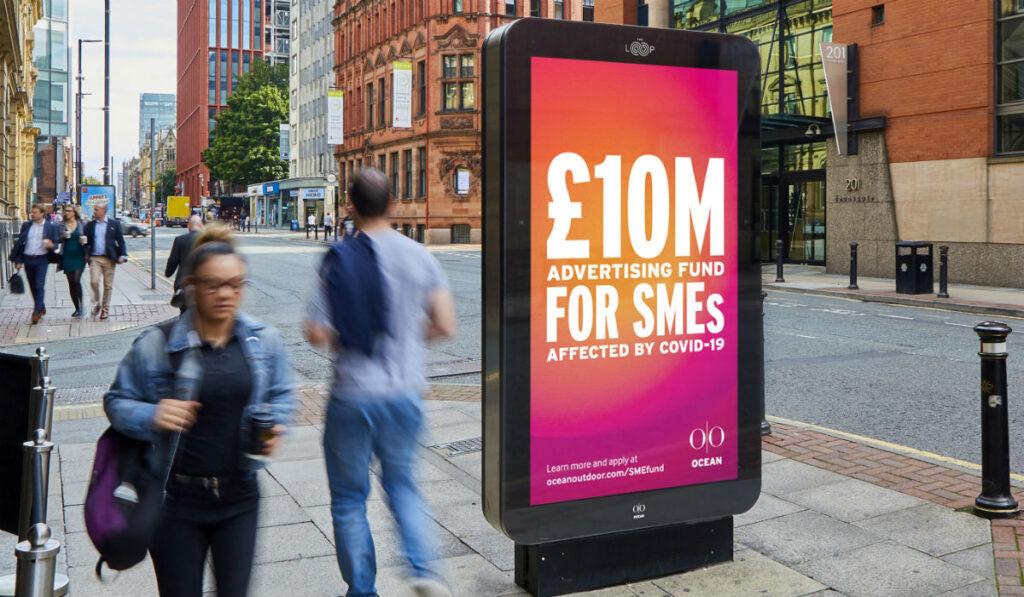 ad fund SMEFUND_Deansgate Manchester