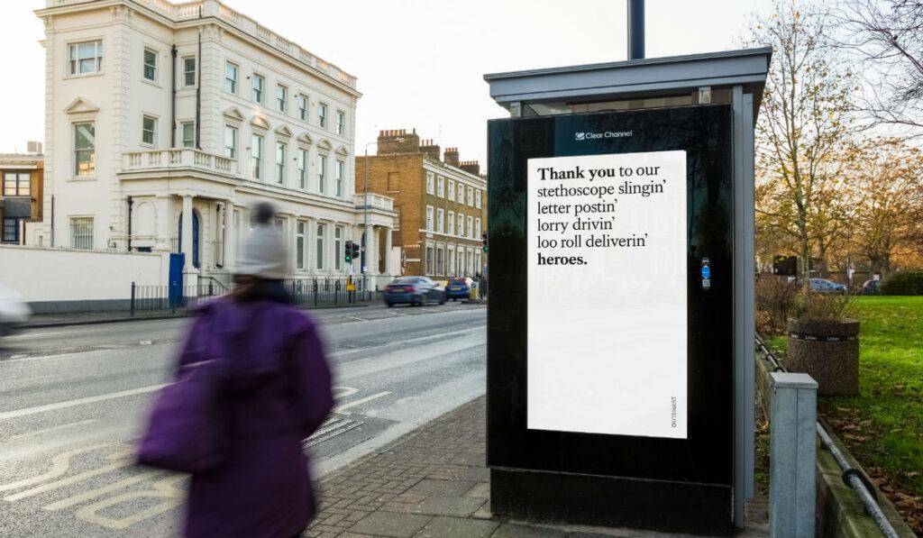 ooh_GratefulBritain_ClearChannel_BusShelter2_London