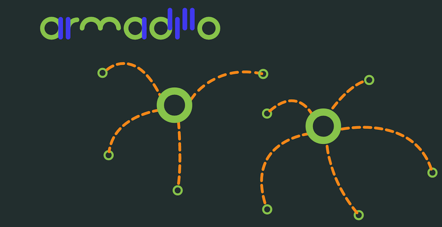 Armidillo logo shot