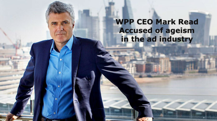 Mark Read WPP - ageist