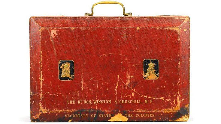 Churchill Despatch Box