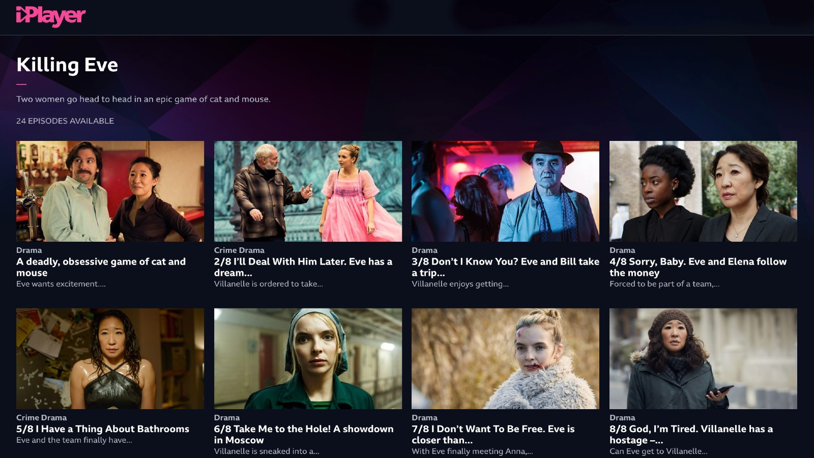 killing eve bbc