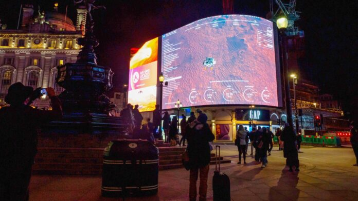 NASA PLS Mars @Ocean1