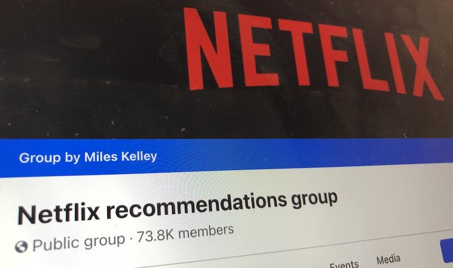 Netflix fans group