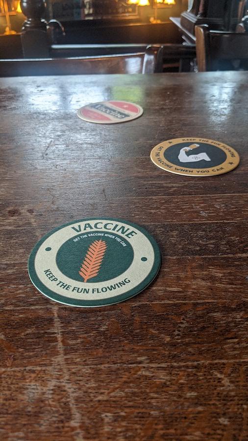 beervax mats in pubs 3