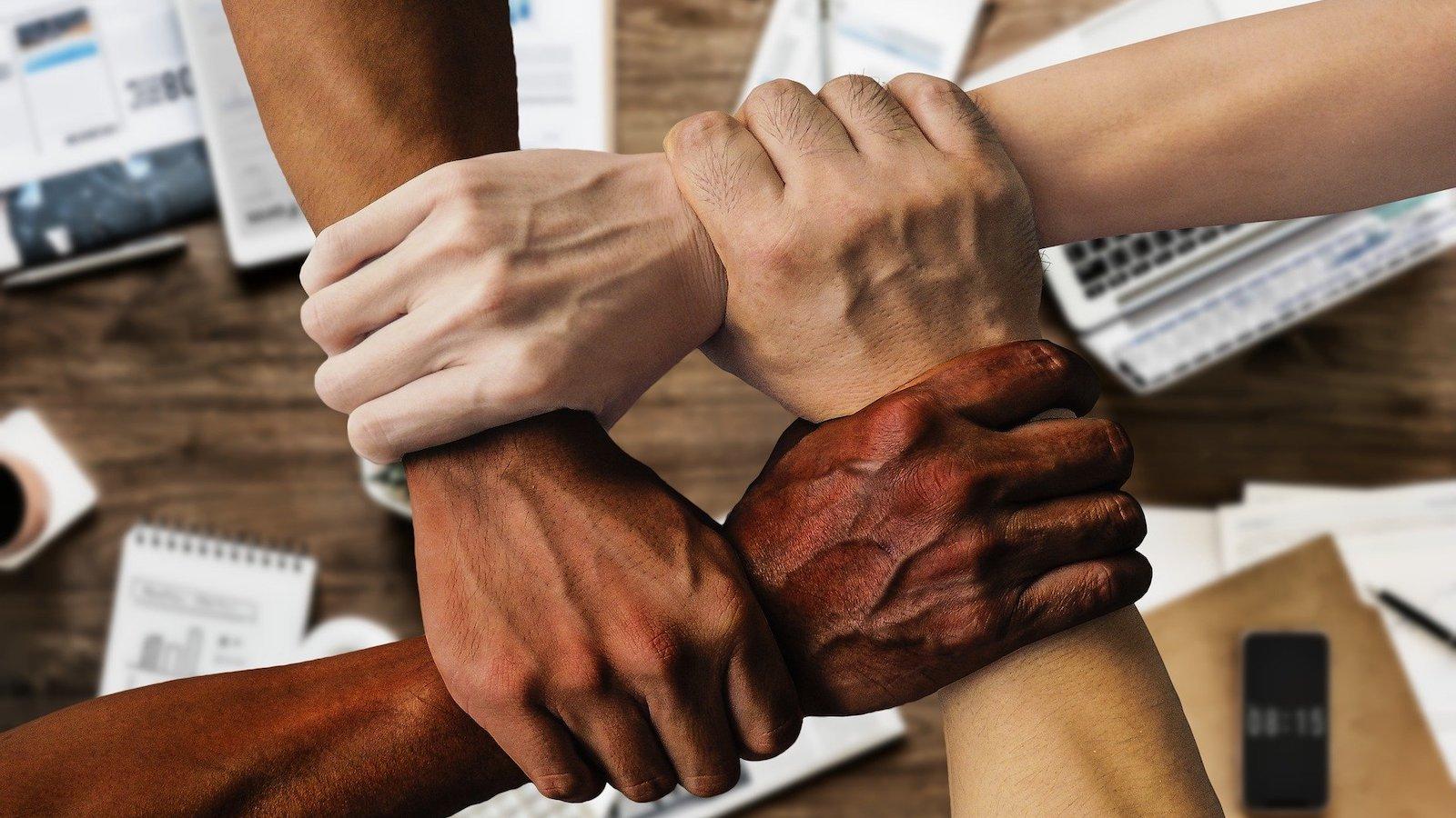 Diversity thrives