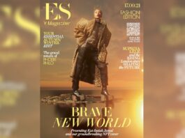 ES Magazine NFT cover image - mediashotz