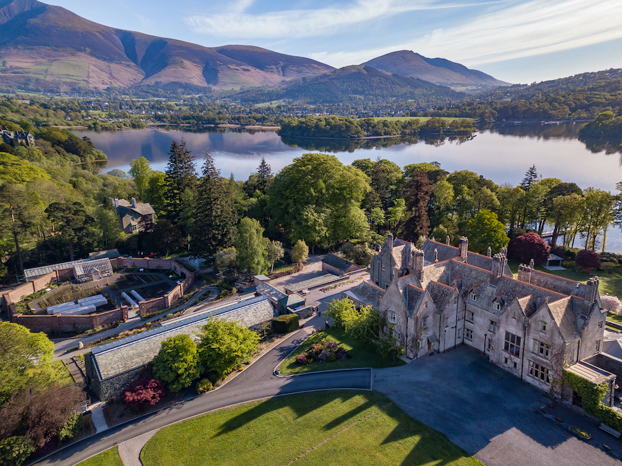 Lingholm - bensons for beds and magic radio head to the lake district - mediashotz