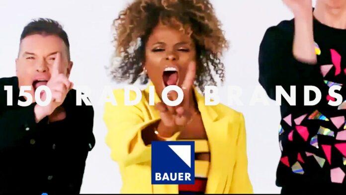 bauer radio renamed bauer media audio - mediashotz
