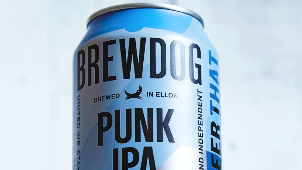 brewdog punk ipa - mediashotz