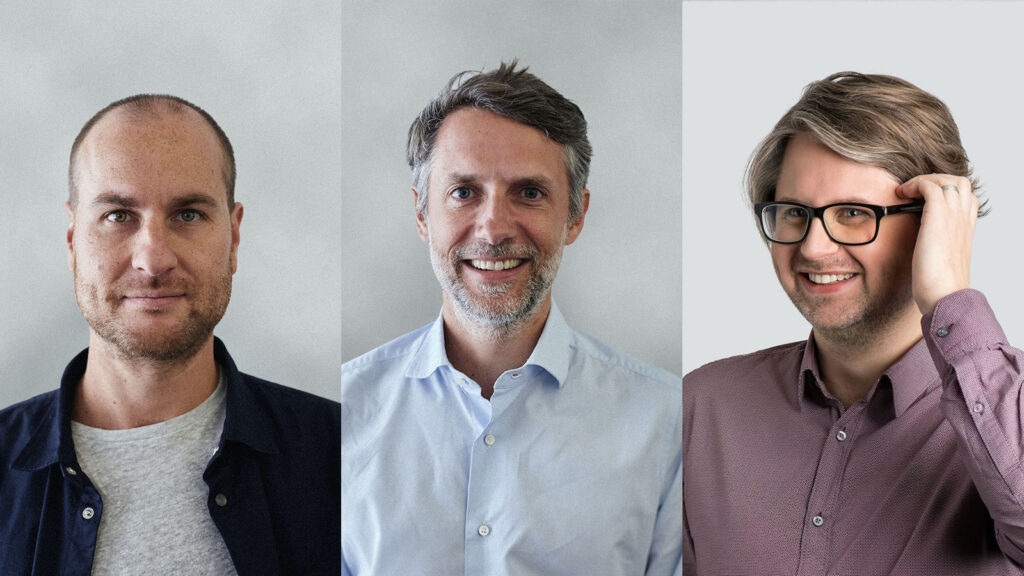 Alex Miller, Jamie Kenny, Jonathan Whiteside, DEPT - mediashotz