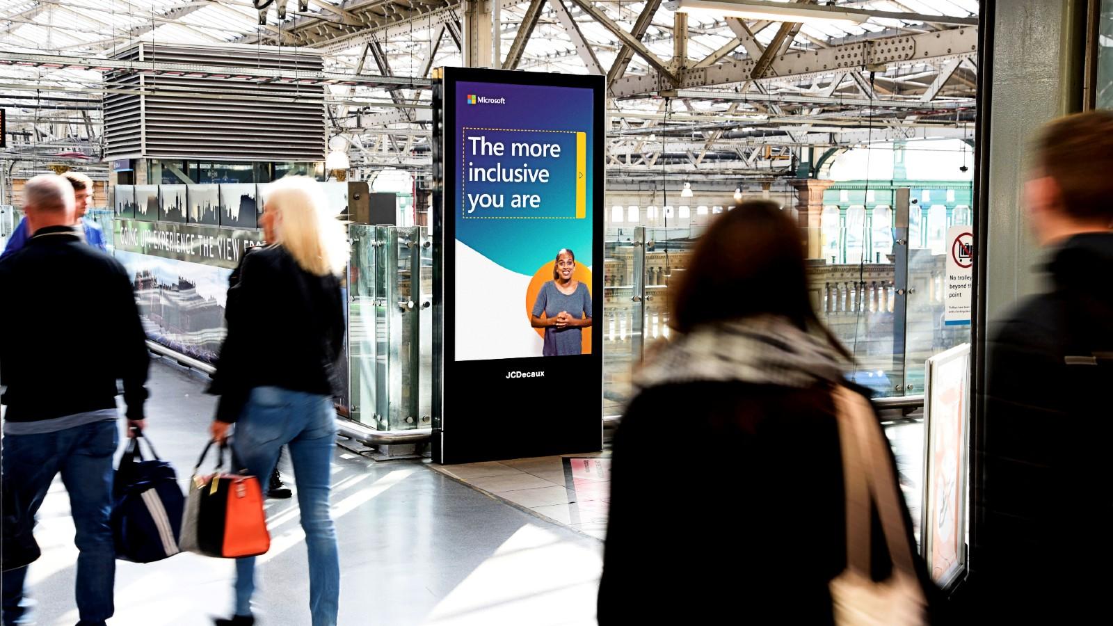 Microsoft bsl billboard 2 - mediashotz