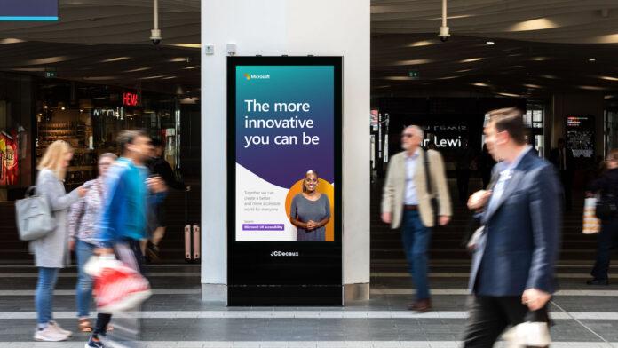 Microsoft bsl billboard - mediashotz