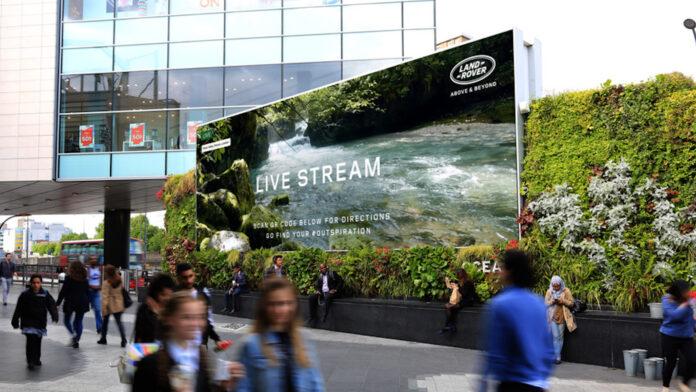 Ocean Outdoor Land Rover Live Stream winner - mediashotz