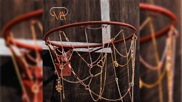 'jewelry at work' marla aaron Basketball Net - mediashotz