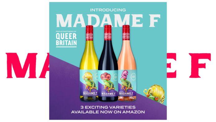 madame f from queer britain by M&C saatchi - mediashotz
